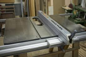 Craftsman Laser Line Rip Fence Worth Installing On A Unisaw Canadian Woodworking And Home Improvement Forum