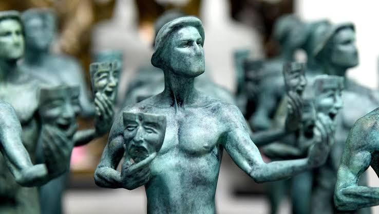 """Resultado de imagem para sag awards trophy"""""""