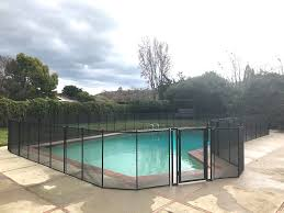 Pool Safety Fences Walnut Creek Baby Barrier Pool Fence Of San Jose