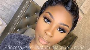 natural makeup tutorial beauty hair