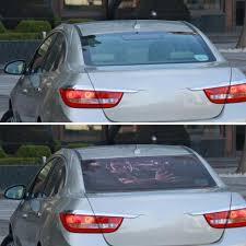 2020 Wholesale 3d Transparent Car Sticker Halloween Automobile Back Rear Window Decal Vinyl Film Horror Car Wraps From Out2244 19 67 Dhgate Com