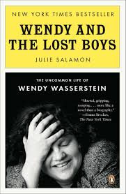 Amazon.fr - Wendy and the Lost Boys: The Uncommon Life of Wendy Wasserstein  - Salamon, Julie - Livres