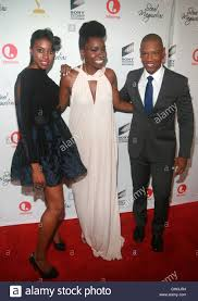 Condola Rashad, Adepero Oduye and Tory Kittles attends the world ...