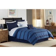 cannon blue non solid bedding