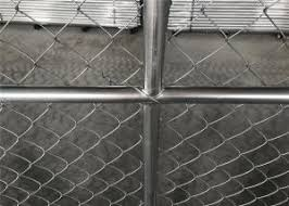 Security Site Fencing Panels 6x12 Feet Chain Link Temporary Fencing Direct Factory For Sale Temporary Chain Link Fence Base Manufacturer From China 106877137