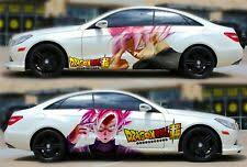 Dragon Ball Super Car Stickers Ebay