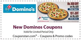 dominos offers promo codes