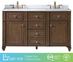 gray distressed wood bathroom cabinets