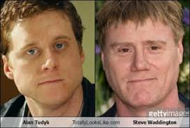 Alan Tudyk Totally Looks Like Steve Waddington - Totally Looks Like