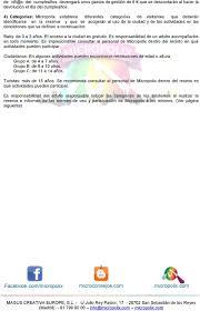 Micropolix Terminos Y Condiciones Generales Pdf Free Download