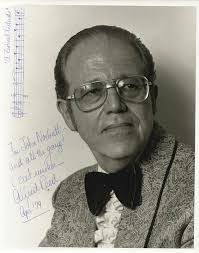 Alfred Reed - Inscribed Musical Quotation On Photo Signed 4/1979 |  HistoryForSale Item 201520