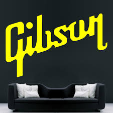 Decal Gibson American Guitar Buy Vinyl Decals For Car Or Interior Decal Factory Stickerpro Different Colors And Sizes Is Avalable Free World Wide Delivery