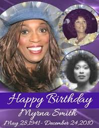 Remembering Myrna Yvonne Smith on the... - The National R&B Music Society  Inc.   Facebook