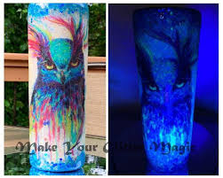 Hogwarts Owl Artsy Laser Decal Clear Waterslide Transfer Eerie And Exp Glitter Magic Com
