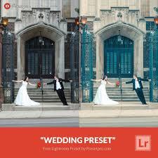 free lightroom preset wedding preset