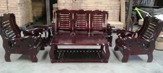 wood furniture designs sala set hawk