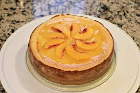 Peach Cheesecake | Normal Cooking