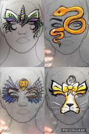 Pin de Adriana Belli en maquillaje infantil | Maquillaje infantil, Pinturas  de caras, Maquillaje de fantasía