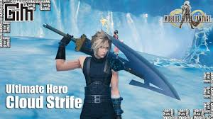Ultimate Hero : Cloud Strife FF7 - Review & Gameplay