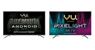 best vu tvs in india 2020 32 40 43