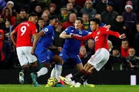 Man Utd 1-1 Everton. Premier League result: Mason Greenwood ...