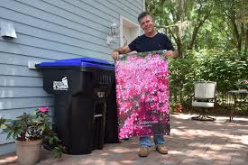 Horizon West Resident Creates Solution To Camouflage Trash Cans Southwest Orange West Orange Times Windermere Observer