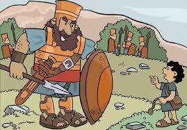 Davide e Golia. Colossi d'argilla. Come battere la prepotenza in ...
