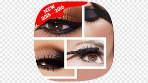 eyelash extensions eye liner eye shadow