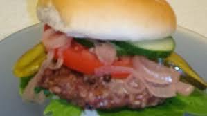 bubba s quarter pound burgers recipe