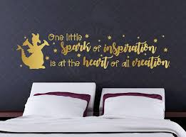 one little spark of imagination figment dragon walt disney