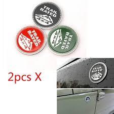 Car Styling Car Sticker 3d Emblem Badge For Wrangler Patriot Grand Cherokee Trunk Logo Auto Decal Decoration Wish