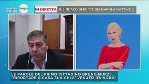 Il sindaco di Forte dei Marmi sul COVID-19 - Mattino Cinque Video ...