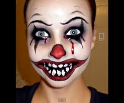 best and scary halloween makeup ideas