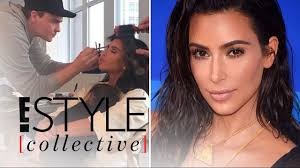 makeup like kim kardashian west