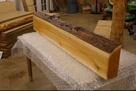 second growth cedar fireplace mantels