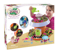 my fairy garden will inspire young