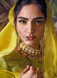 asian bride makeup by anita khush