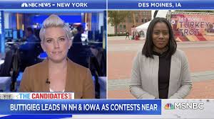 """Priscilla Thompson on Twitter: """"Made my MSNBC debut this morning ..."""