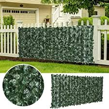 Artificial Ivy Leaf Screening Hedge 3m X 1m 9ft 10 X 3ft 3 Fencing Plastic Privacy Garden Screen Rolls By Papillon Amazon Co Uk Garden Outdoors