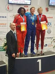 Smith prevails in cold weather with silver - Trinidad Guardian