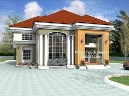 nigeria 6 bedroom bungalow house plans