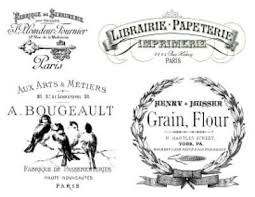Vintage French Advertising Labels Furniture Transfers Waterslide Decals Mis613 Ebay French Vintage Waterslide Decal Paper Decal Paper