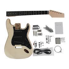 ebony fingerboard electric guitar
