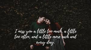 funny i miss you es for him her