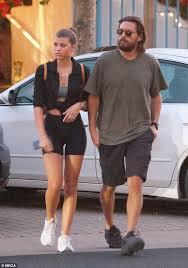 Sofia Richie and Scott Disick step out in Malibu – HienaLouca