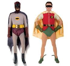 KAPOW! Original Batman and Robin costumes to go under the hammer ...