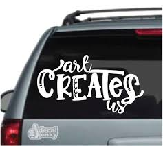 Artist Car Decals Stickers Decal Junky