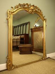 attractive large victorian mirror new