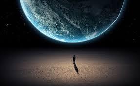 hd wallpaper alone in the universe