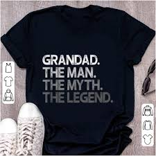 man the myth the legend grandad gift